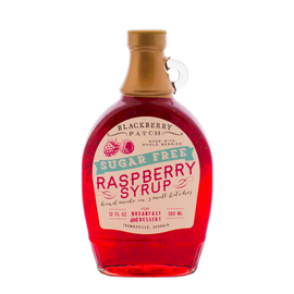Blackberry Patch Sugar Free Raspberry Syrup 12oz