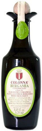 Colonna Unfiltered Extra Virgin Olive Oil w/Bergamia 250ml