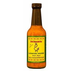 Lemon Herb Peri-Peri Sauce 10oz
