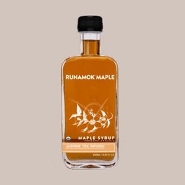 Runamok Jasmine Infused Maple Syrup 250ml