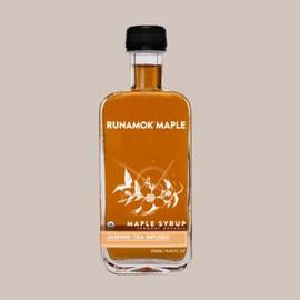 Runamok Jasmine Infused Maple Syrup 250ml