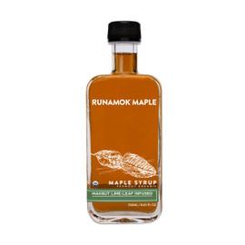Runamok Makrut Lime-Leaf Infused Maple Syrup 250ml