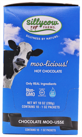 Silly Cow Farm-Individual Foil Packets-Moo-Usse 8-10 Ct/1oz