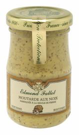 Fallot Walnut Dijon Mustard 7oz