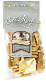 Bello Rustico Sea Salt & Cracked Pepper Crostini 7oz