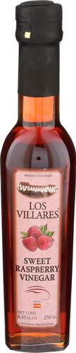 Los Villares Sweet Raspberry Vinegar 250ml