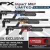 FX Impact MKII Limited Edition Red .22