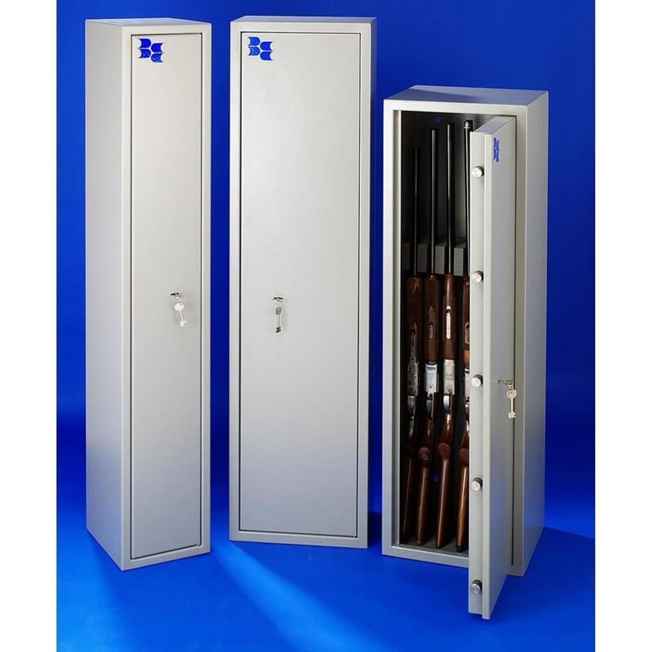 Gun Safe 7 Scoped Rifle Cabinet IN STOCK Brattonsound RD7