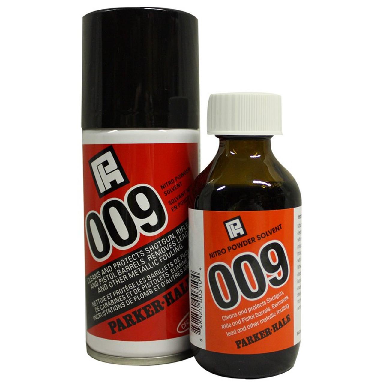 Parker Hale 009 solvent