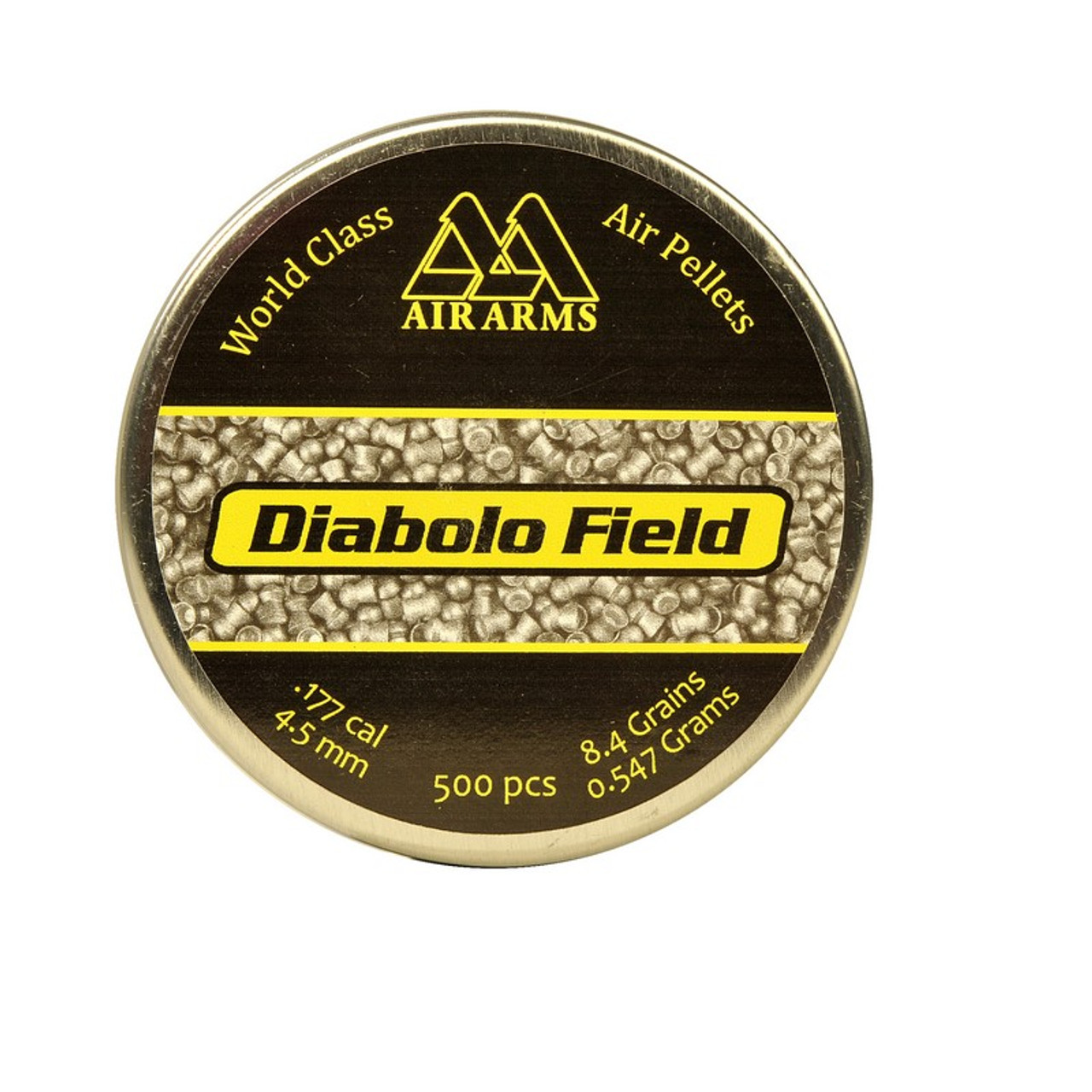 best price for Air Arms Diablo Field .177 Pellets, on sale at Bradford Stalker