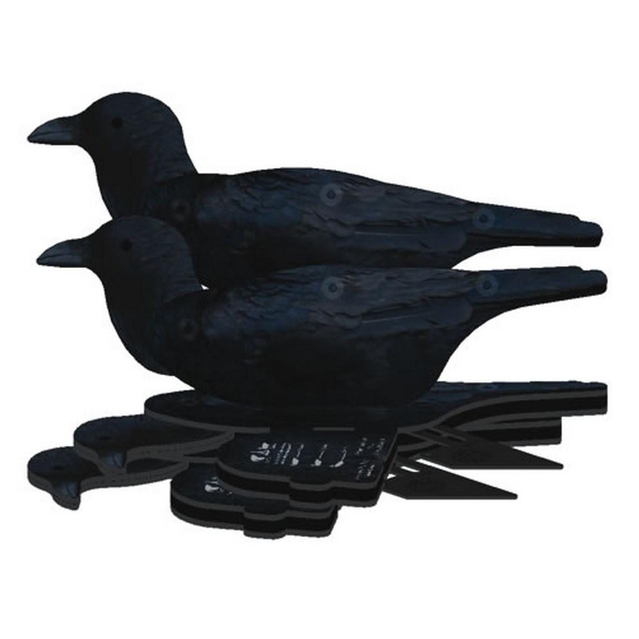 Best price for FUD Crow Decoy 6 Pack
