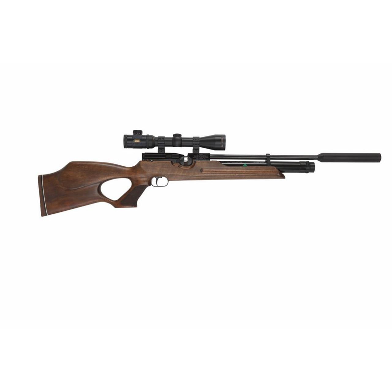 Weihrauch HW100T  Thumbhole Stock Rifle