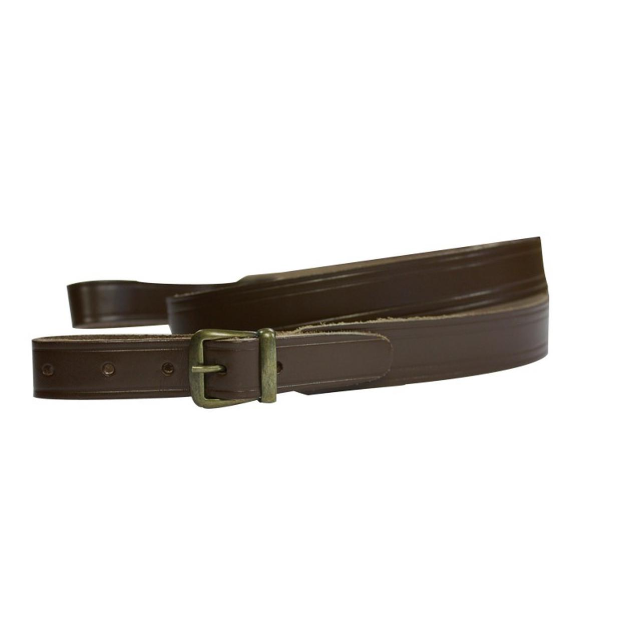 Basic Leather Rifle Sling