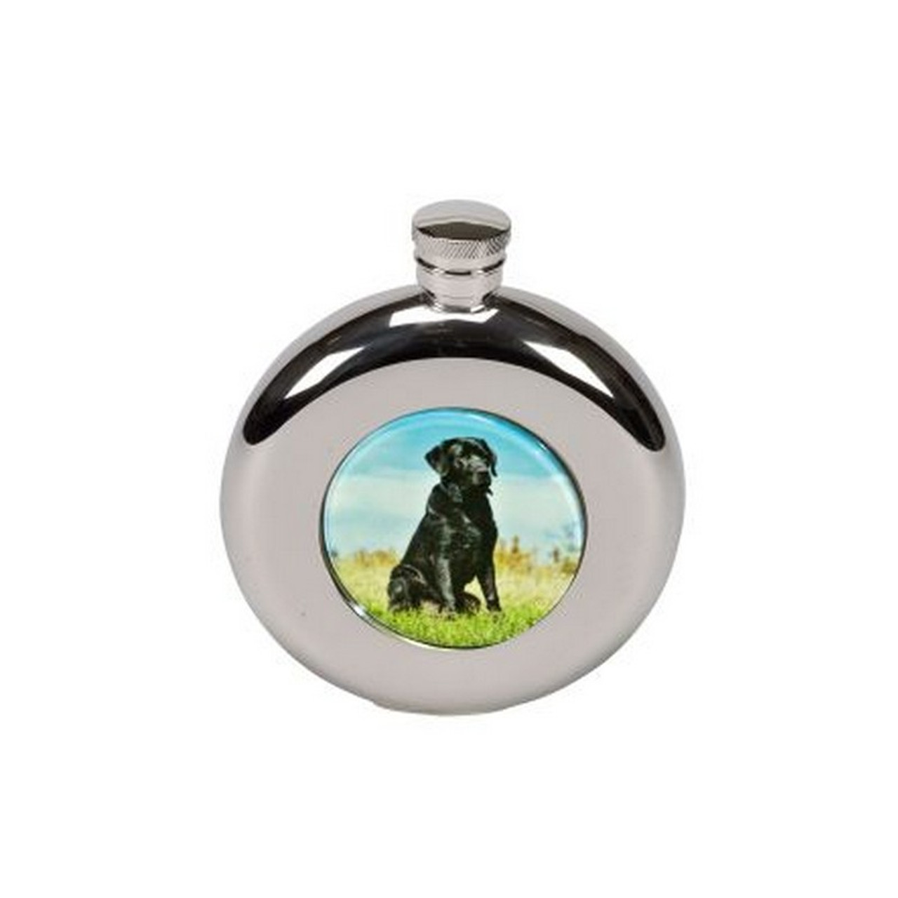 Labrador hip flask, Gift