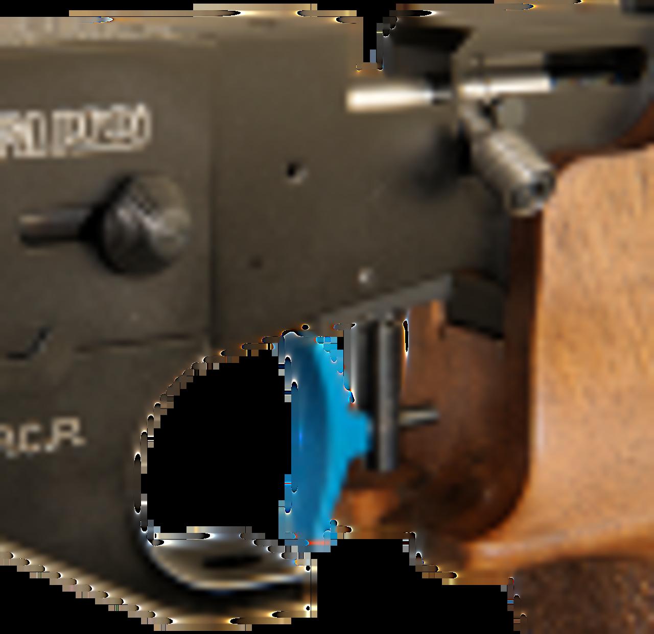 Air Arms Alfa ProJ Target Pistol