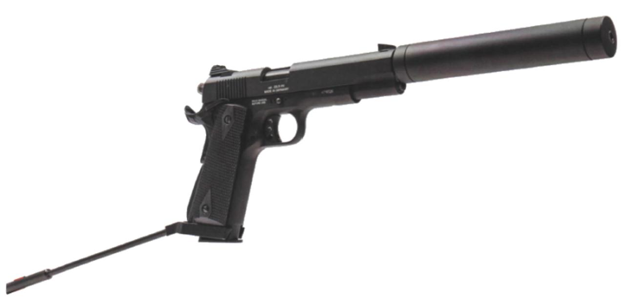 GSG 1911 long barrel pistol