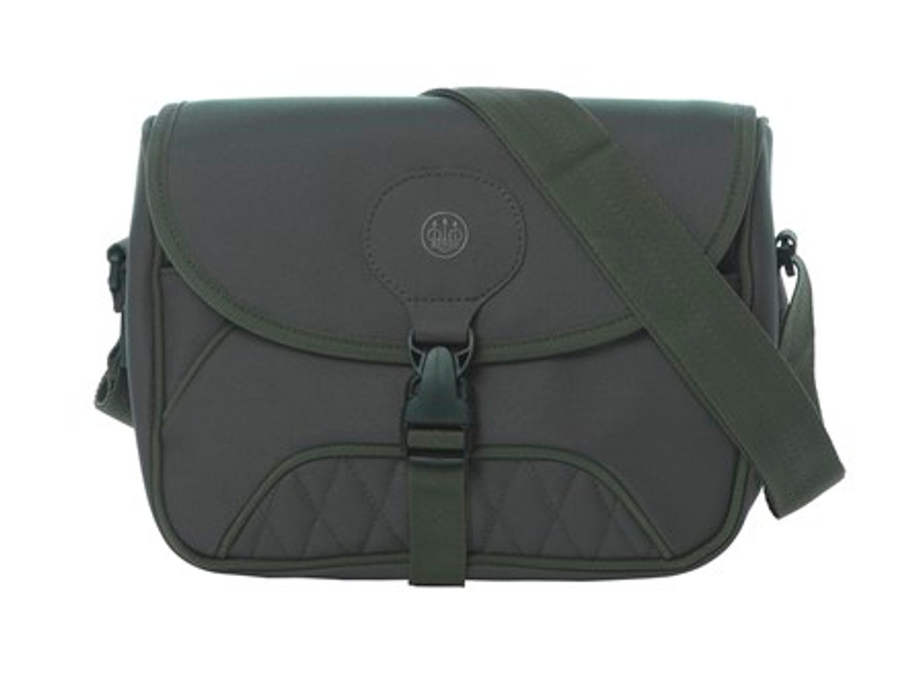 Beretta gamekeeper large cartridge bag front, shooting accessories