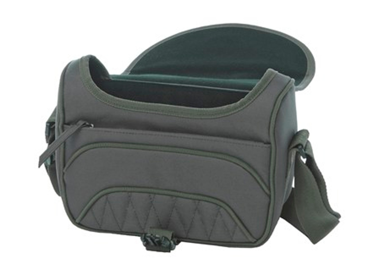 Beretta gamekeeper large cartridge bag open, shooting accessories