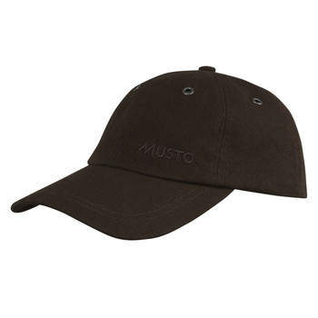 Musto Evolution Canvas Cap