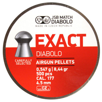 Best price for JSB Exact Pellet .177, on sale at Bradford Stalker