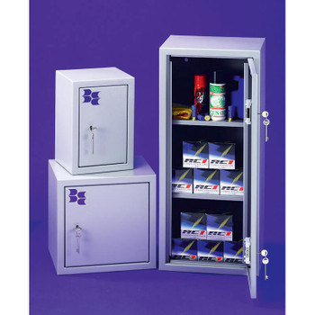 BrattonSound SC2S Storage Cabinet 2 Shelves