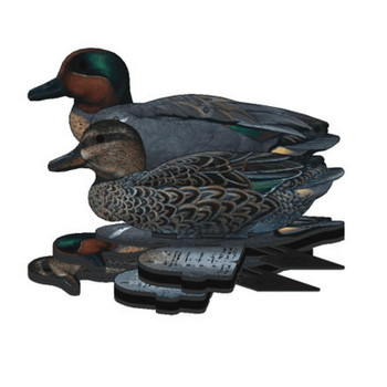 Best price for FUD Green Wing Teal Decoy 6 Pack