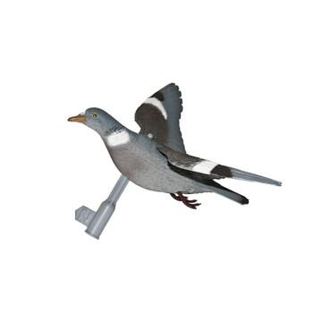Flying Pigeon Decoy