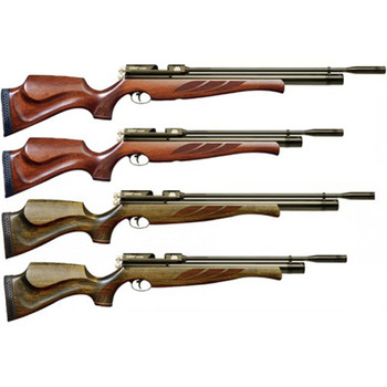 Air Arms Super-Lite S400 Traditional & Hunter Green