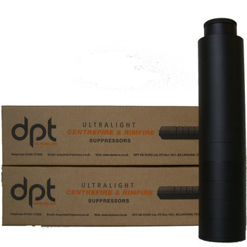 Best price for DPT Centrefire Over Barrel Sound Moderators, Shooting & Hunting