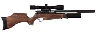 R10SE Carbine Walnut with shroud