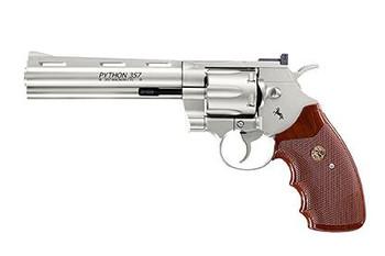 """Best price for Umarex Colt Python 357 Nickel 6"""""""
