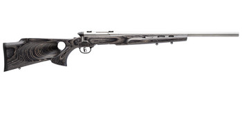 Savage B-Mag 17WSM Heavy Stainless Barrel Laminate Thumbhole