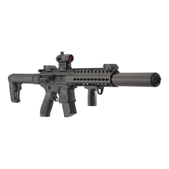 Sig Sauer MCX Air Rifle Black  .177 Pellet inc Red Dot