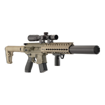 Sig Sauer MCX Air Rifle FDE .177 Pellet inc Scope