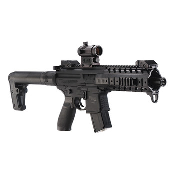 Sig Sauer MPX Air Rifle Black .177 Pellet inc Red Dot