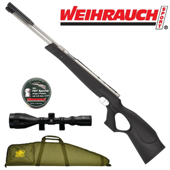 Weihrauch HW97KT Blackline Stainless Package