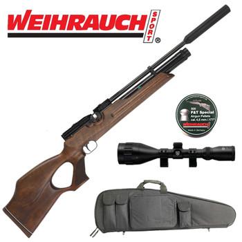 Weihrauch HW100T Package