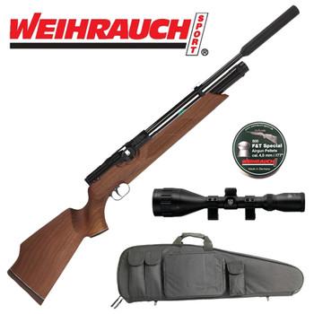 Weihrauch HW100S Package