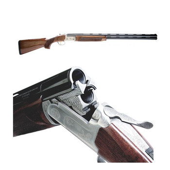 Bettinsoli X-Trail Sporter Silver 12 gauge over & under