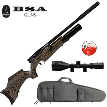 BSA R10SE Standard Length Black Pepper Package