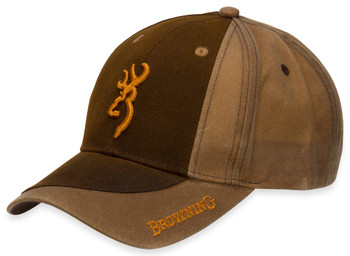 Browning Two Tone Cap Dark Brown