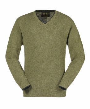 Musto Shooting V Neck Jumper