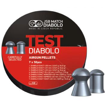 JSB Diablo Test .177