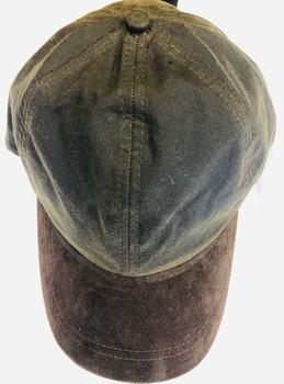 Failsworth wax baseball cap olive