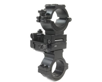Nightmaster Fully Adjustable Scope Mount Set