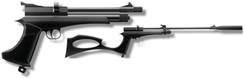 Victory CP2 CO2 Pistol