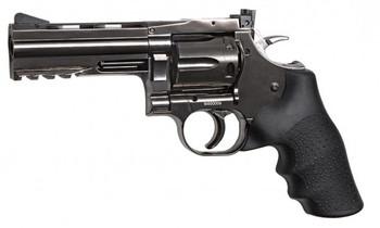 """ASG Dan Wesson 715 6""""  Steel Grey Pellet CO2 Revolver"""