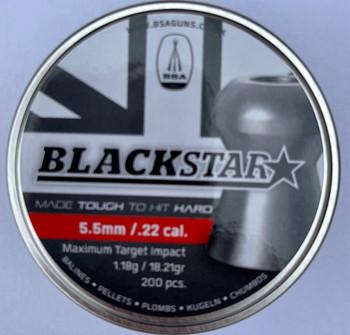 BSA Blackstar 5.5mm / .22 pellets