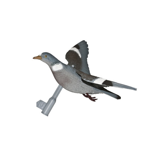 Flying Pigeon Decoy