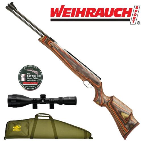 Weihrauch HW77K Laminate Package